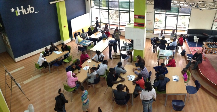 iHub-kids-hacker-camp